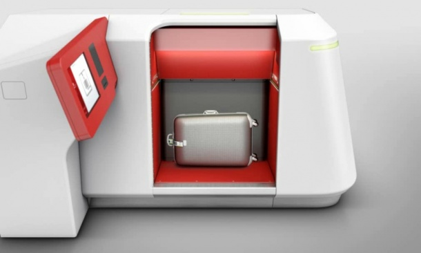 BAGXPRESS® - the automatic baggage check-in