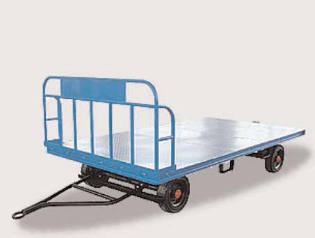 Baggage trolley SC020