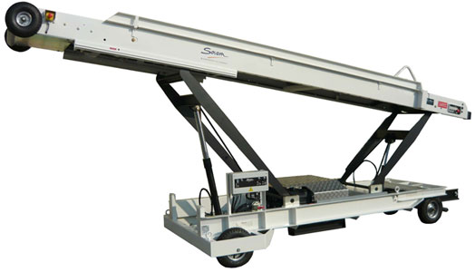 Towable conveyor belt Sovam TBL