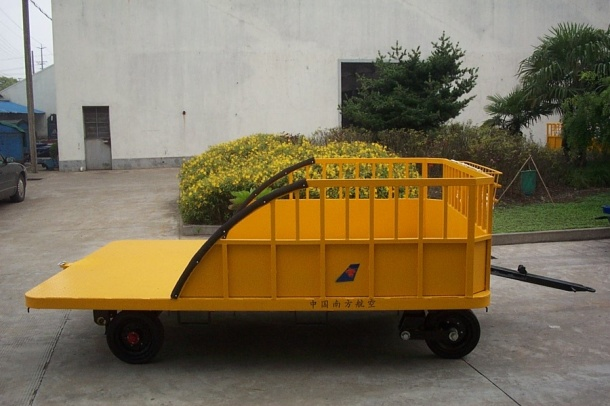 Baggage trailer SC030
