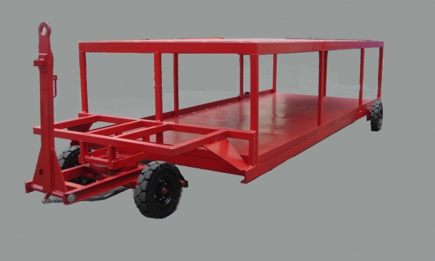 Lifting bag cart model ТТ-1-30-40