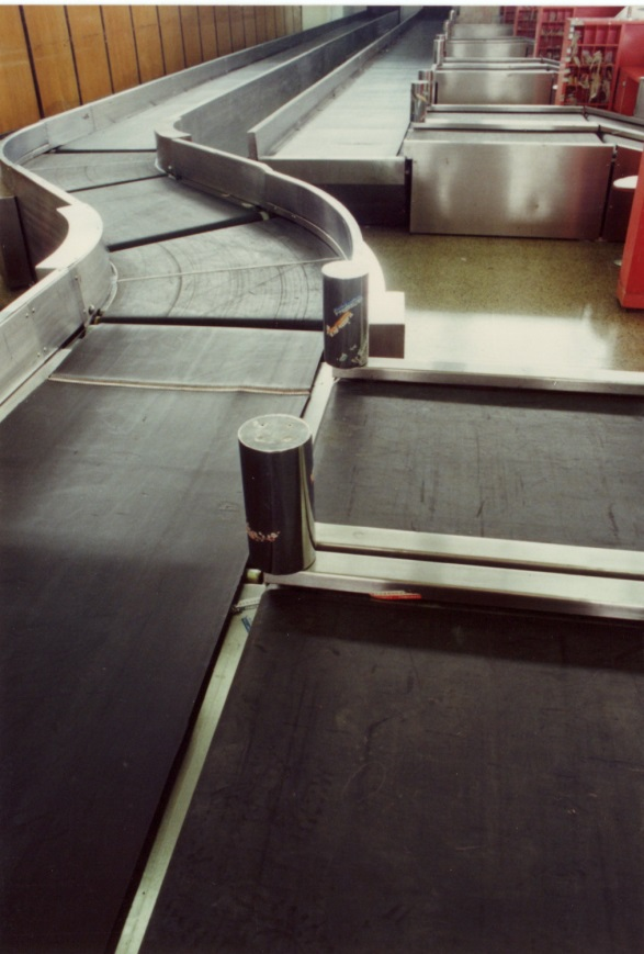 Belt conveyor ZW2