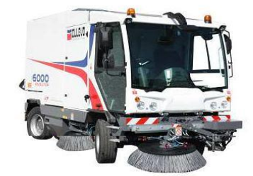 Mechanical-Suction Road Sweepers 6000 Revolution EU4/EU5