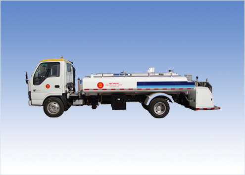 Toilet servicing vehicle WXQ5060GWS