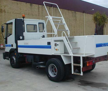 Drinking Water Vehicle CAPA-2