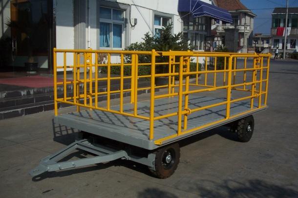 Baggage Trolley SC015В3