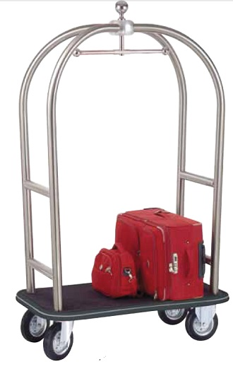 Trolley TRANSBAG for VIP areas