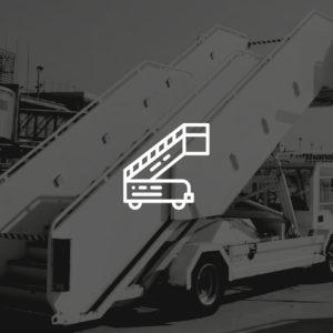 Оборудование и спецтехника для обслуживания пассажиров