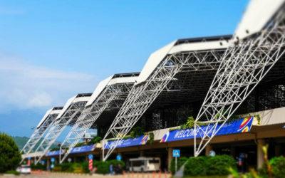 Международный аэропорт «Сочи» выразил благодарность ООО «ТД ЭЙРФЛОТ ТЕХНИКС» за помощь в подготовке к Олимпийским Играм