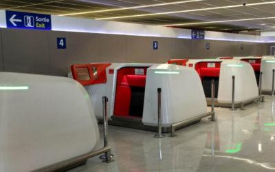 ALSTEF представила на выставке Passenger Terminal Expo-2012 новинку для обработки багажа BAG Xpress