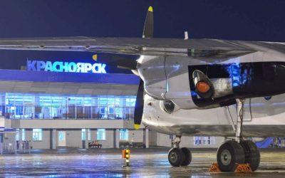 Амбулифт введен в эксплуатацию в аэропорту Емельяново