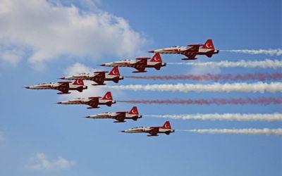 C Днем Воздушного Флота Российской Федерации!