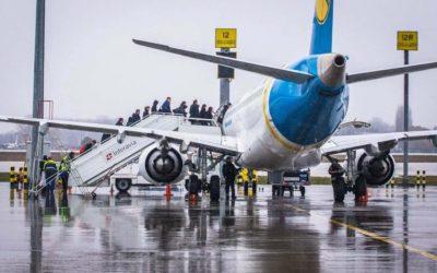 Наша компания вступила в Ассоциацию аэропортов Украины
