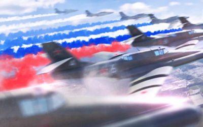 Поздравляем с Днем Воздушного флота России!