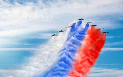 Примите поздравления с Днем Воздушного флота России!