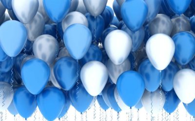 Сегодня наша компания празднует свой день рождения