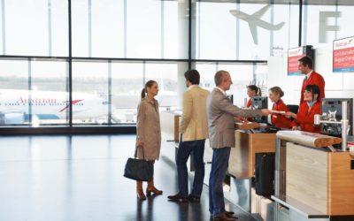 Выступление генеральным партнером семинара «Управление качеством и эффективностью обслуживания пассажирских авиаперевозок аэропортом»