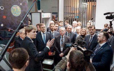 ООО «Торговый Дом ЭЙРФЛОТ ТЕХНИКС» становится первым системным интегратором комплекса Kaspersky Antidrone