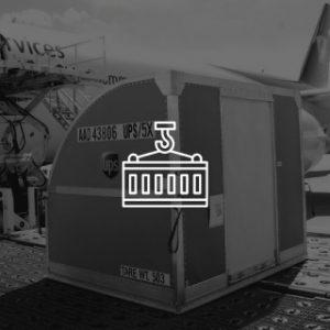Средства пакетирования грузов и багажа