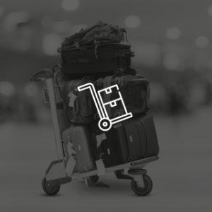 Оборудование для обслуживания пассажиров в терминалах